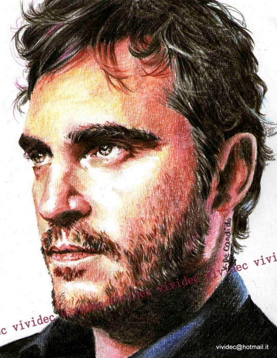 Joaquin Phoenix by vividec